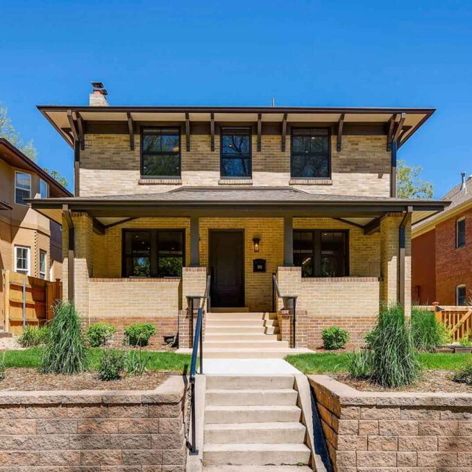 532 N High St, Denver, CO 80218 | Exterior